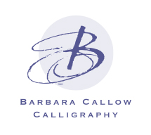 Barbara Callow Calligraphy